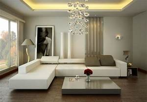 Elegant Small Living Room Design Ideas With L Shape White