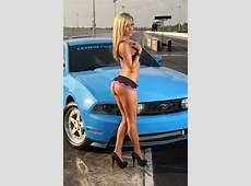 Jessica Barton 2011 Mustang GT 50
