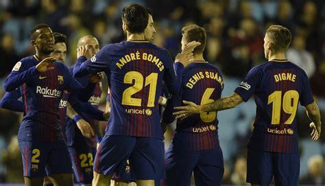 Barcelona 5 - 0 Celta de Vigo - 04 Mar 2017 - Highlights & All Goals
