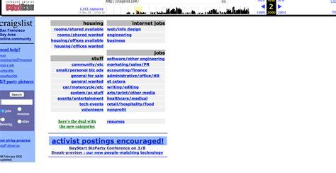 webolution  craigslist communication  media