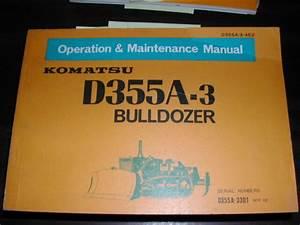 Komatsu D355a