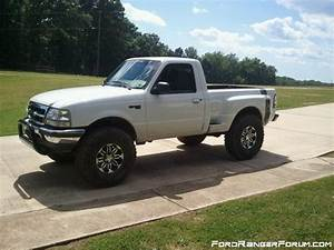Ford Ranger Lifted 2wd
