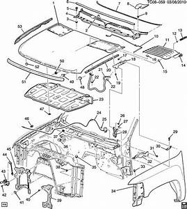 Wiring Diagram  35 2003 Chevy Silverado Parts Diagram