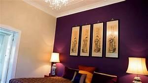 Bedroom Colors Purple YouTube