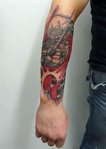 Tatouage Arbre Japonais : tatuagem samurai for a tradi o e v rios estilos amo ~ Melissatoandfro.com Idées de Décoration