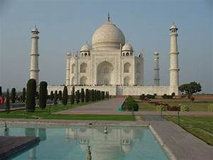 World Visits: Taj Mahal One Of The Seven Wonders Of The ...