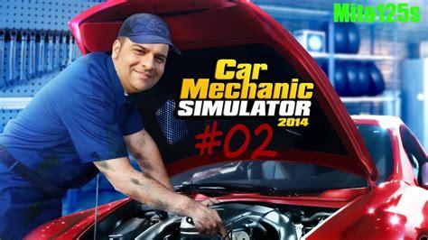 Car Mechanic Simulator 2014 #02 - Live w/FaceCam - YouTube