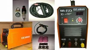 Amico 50 Amp Plasma Cutter  Pro  Cutting Machine