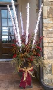 description how beautiful we love using birch branches for christmas decorating is creative
