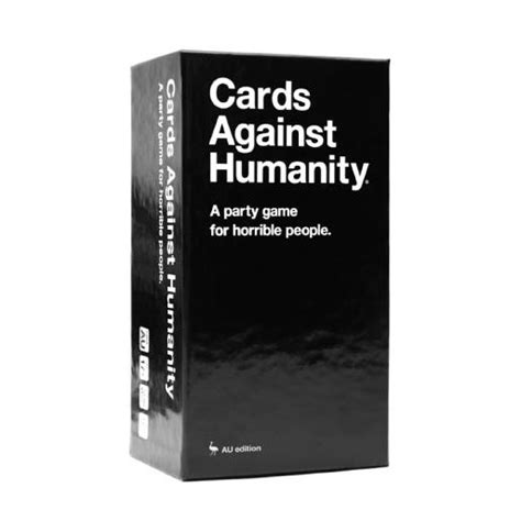 Cards Against Humanity Australian  Games World