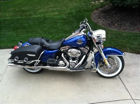 Harley Davidson Road King For Sale by 2009 Harley Davidson Road King Classic Touring For Sale On