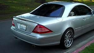 Mercedes Cl 500 : 2002 cl 500 mercedes benz for sale youtube ~ Nature-et-papiers.com Idées de Décoration
