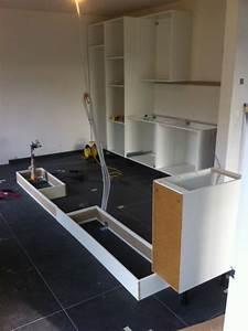 Montage Hotte Tiroir : montage tiroir cuisine ikea 28 images maximera s 233 ~ Premium-room.com Idées de Décoration