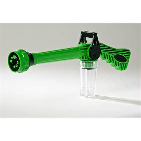 Ez Jet Garden Car ez jet water cannon garden hose high power sprayer