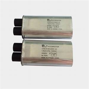 Microwave Capacitor  2500v 1 0uf Capacitor  2500v 1 0uf Microwave Capacitor