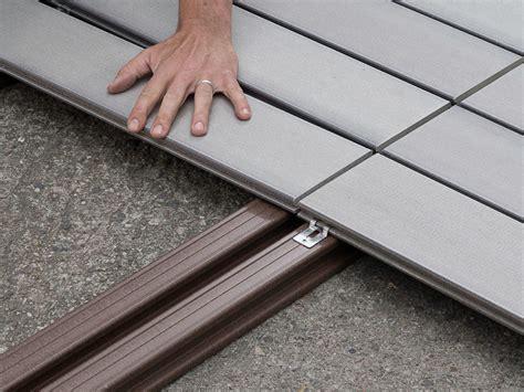 Wpc Dielen Balkon by Verlegehinweise Mydeck Dielen Einfache Handhabung