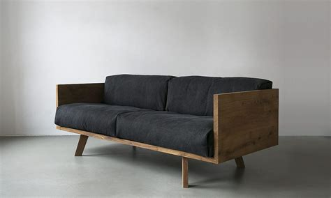 linen sectional sofa the oak linen sofa from nutsandwoods 187 gadget flow