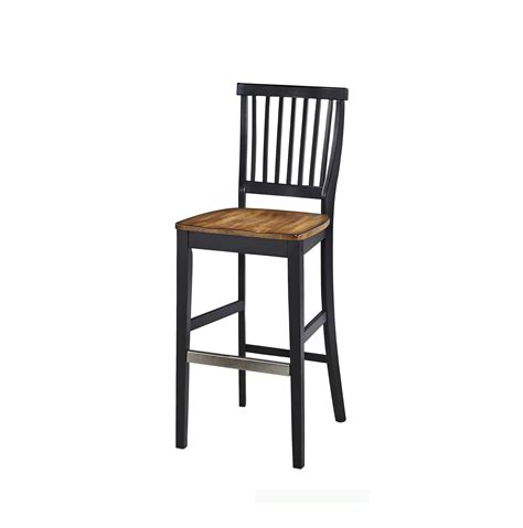 whitdistressed wood bar stools furniture black wooden bar stools with back and footrest 1246