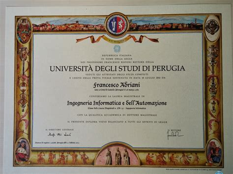 Esame Di Stato Pavia by Cam00025 Ing Francesco Adriani