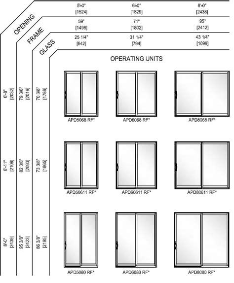 goldenclad 174 sliding patio doors sliding doors