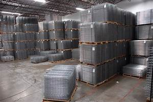 Pallet Rack Wire Decking