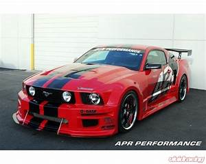 AB-265000 | APR Wide Body Kit Ford Mustang Shelby GT500 2006-2009