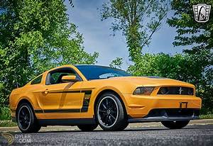 2012 Ford Mustang Boss 302 for Sale. Price 35 000 USD   Dyler