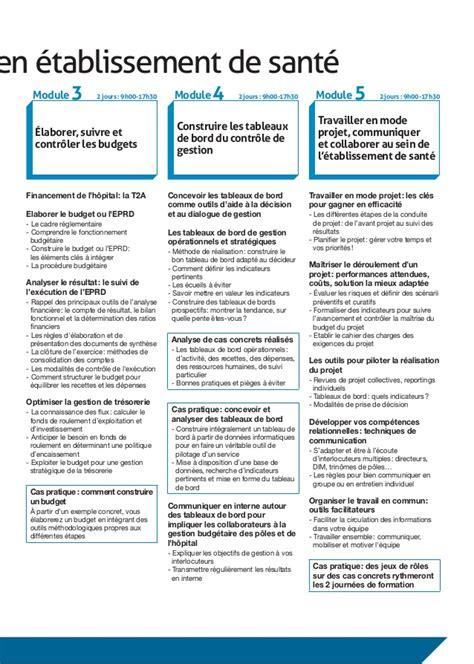 coordinateur du cadre de vie en secteur sanitaire et social cycle certifiant contr 244 leur de gestion 224 l h 244 pital