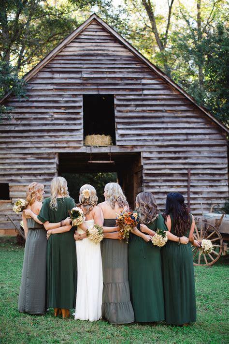 Fall Backyard Wedding  Rustic Wedding Chic