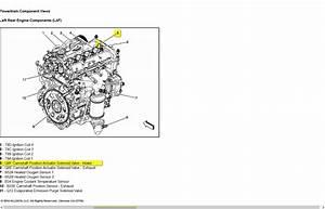 Pontiac 2 4 Engine Diagram Cam Senser