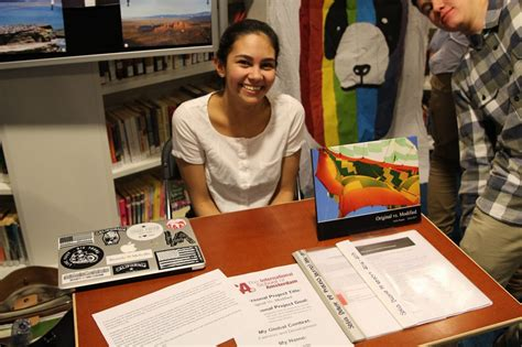 Student Creativity Shines At Grade 10 Personal Project