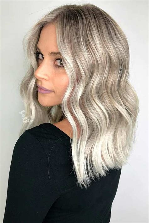Bleached Hairstyles by 15 Eye Catching Styles For Bleached Hair Hair Color