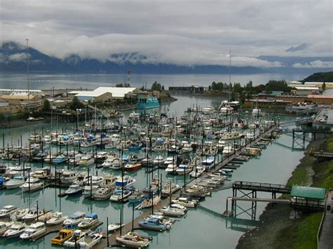 Small Boat Harbor by Valdez Small Boat Harbor