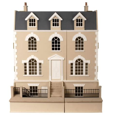 complete house plans ash house dolls house kit dhw19