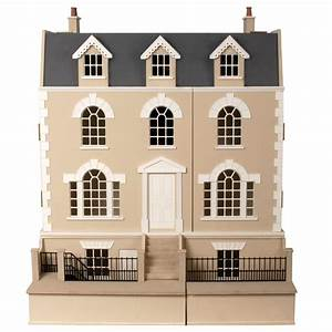 Ash House Dolls House Kit, DHW19