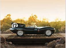 Jaguar DType Works 1954 XKD 403Arizona 9742 Classic