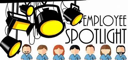 Spotlight Employee Clipart Spotlighting Cartoon Cliparts Rehabilitation
