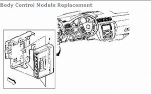 Chevy Tahoe Body Control Module Diagram Also Engine Control Module
