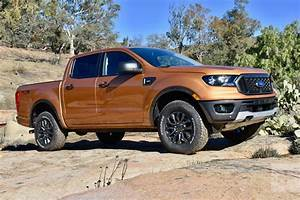 The 2019 Ford Ranger Has Already Been Issued A Recall