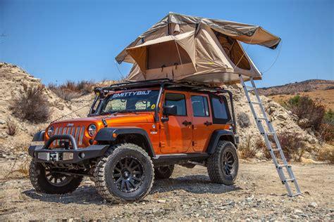overland roof tent smittybilt jeep wrangler jk offexpl