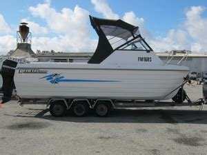 Creek Cat Boat For Sale by Cat 6500 Boat Located At Creek Sa Auction