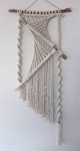 Macrame String Art : best 25 macrame art ideas on pinterest macrame modern ~ Zukunftsfamilie.com Idées de Décoration
