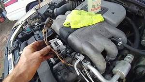 1992 Subaru Svx Alternator Wiring Replacement