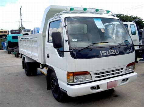Used Isuzu Npr Dump Trucks For Sale