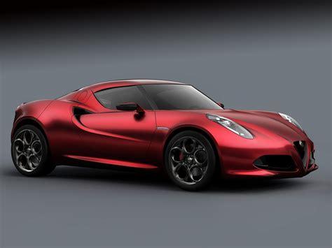 alfa romeo  concept car desktop wallpapers