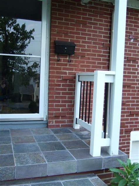 front porch slate tiles :)   Outdoors   Pinterest   Front
