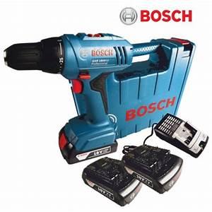 Bosch Akku Bohrmaschine : bohrmaschine schrauber werkzeug ~ Orissabook.com Haus und Dekorationen