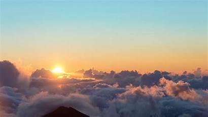 Sunrise Clouds Sun Sky 1080p Height Widescreen