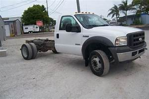 Sell Used 2005 Ford F450 Xl Diesel  Low Miles In