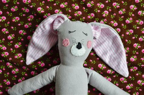 vintage stuffed bunny pattern allfreesewingcom